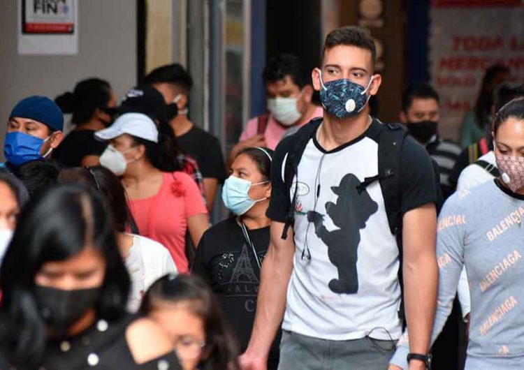 Prevén nuevas medidas en Puebla para contener aumento de contagios de Covid