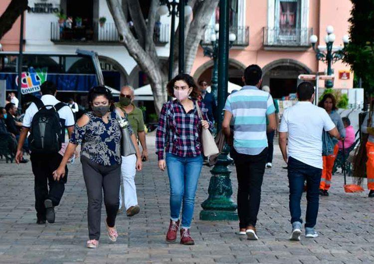 Puebla en repunte de contagios Covid, piden a ediles cumplir decreto