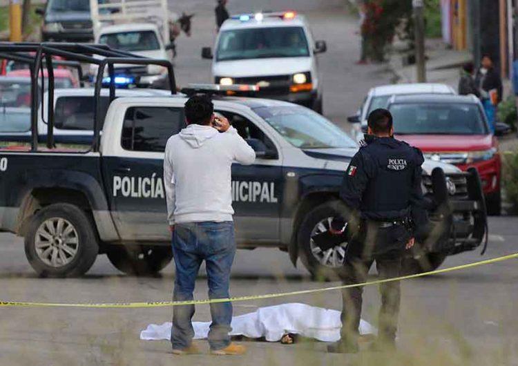 Puebla fue integrado en la estrategia nacional contra homicidios