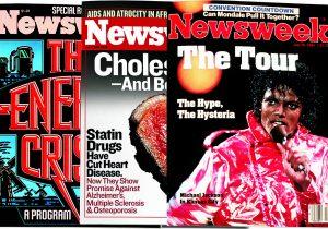 De los archivos de Newsweek…
