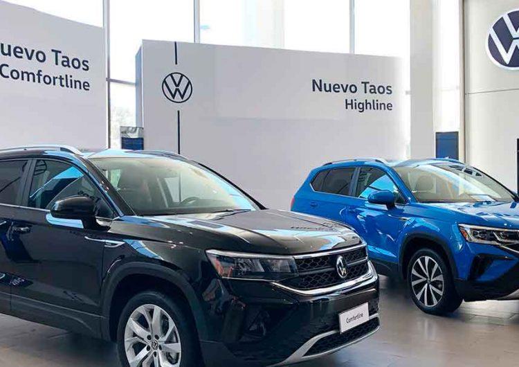 Se prolonga paro en la producción de TAOS en VW Puebla