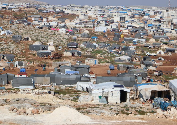 Millones de personas en el noroeste de Siria dependen de la ayuda humanitaria para sobrevivir