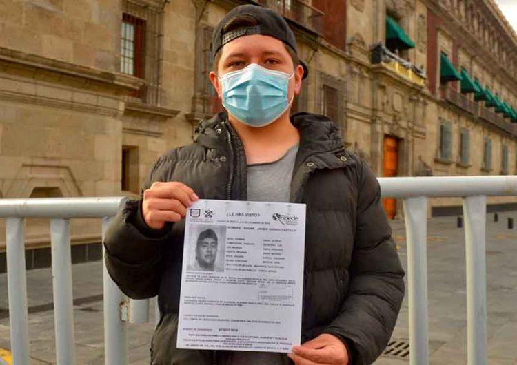 Víctimas buscan a AMLO para que impida que se congele la Ley de Desaparecidos en Puebla