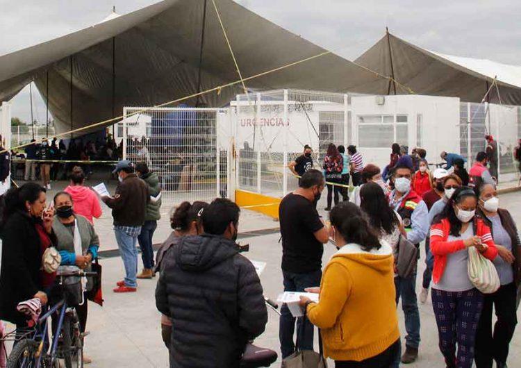 Vacunación anti Covid en zona conurbada de Puebla del 27 al 30 de julio para personas de 30 años y más