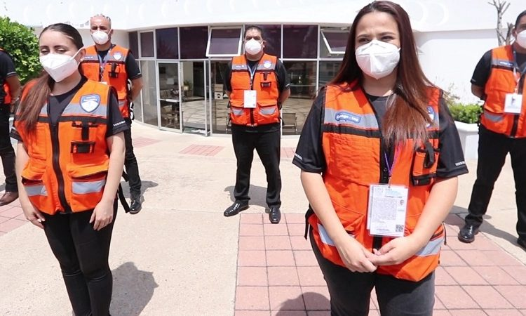 Continúan operativos de verificación de protocolos de la Guardia Sanitaria