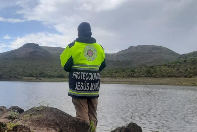 Coordinan esfuerzos para atender reportes por lluvias en Jesús María