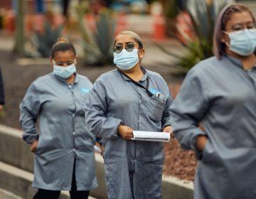 Vacunaron a 12 mil trabajadores de empresas de Aguascalientes este viernes