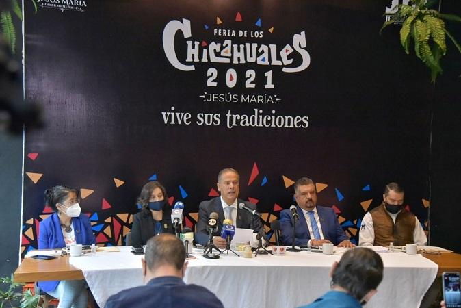 """Tendrá Jesús María """"mini-feria"""" de los Chicahuales"""