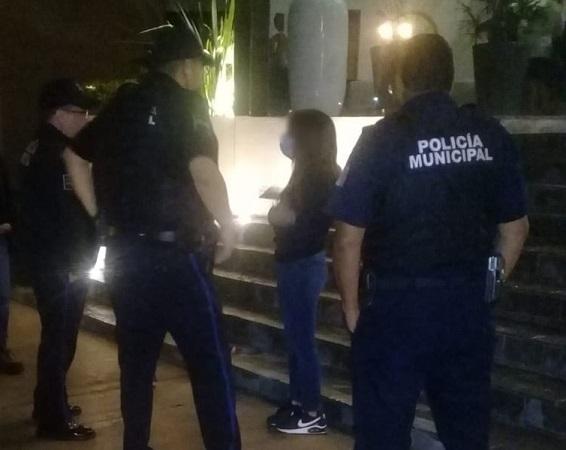 Localizan policías a joven japonesa desaparecida en Aguascalientes