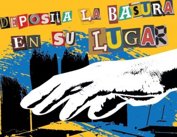 "Lanza municipio de Aguascalientes campaña ""Arre con los que barren"""