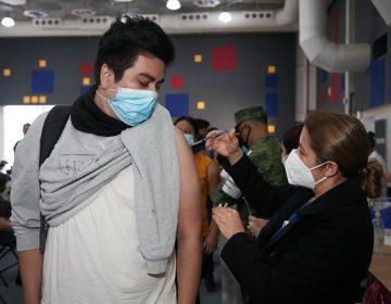 Pide gobernador de Aguascalientes a jóvenes acudir a vacunarse contra el Covid-19