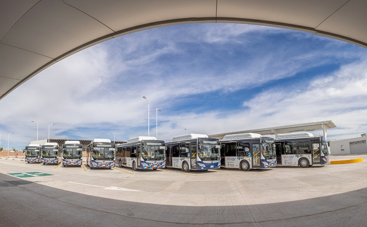 Modernizarán servicio de transporte público de Aguascalientes
