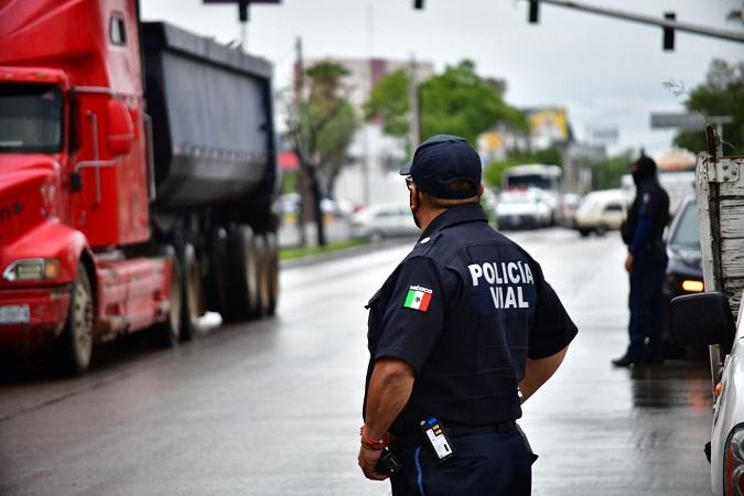 Deja operativo Radar agresiones contra agentes de tránsito; van tres detenidos