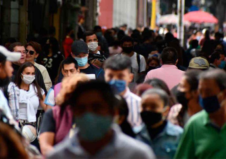 Zona conurbada de Puebla en Semáforo Naranja; acelerada y violenta ola de contagios Covid