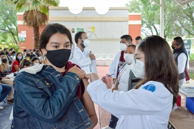 Vacunarán a jóvenes de 18 a 29 años de Asientos este sábado