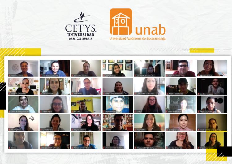 CETYS refuerza maestrías con internacionalización de programas
