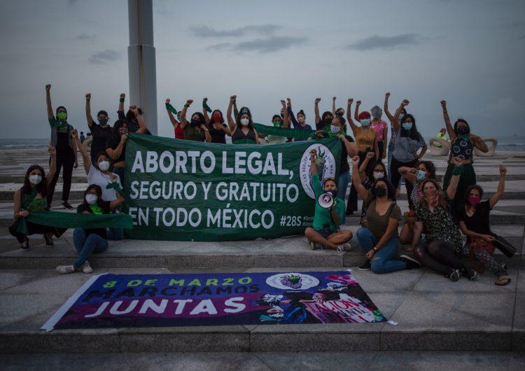 Veracruz despenaliza el aborto hasta 12 semanas; en México cuatro entidades permiten la interrupción legal del embarazo