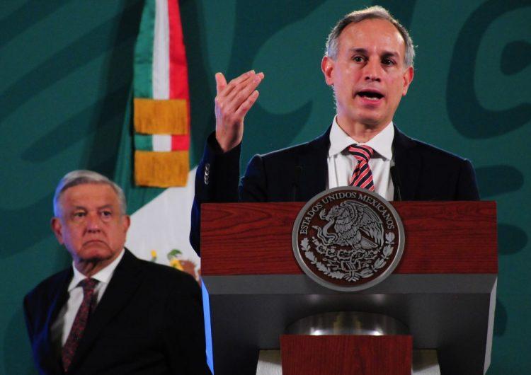 México admite tercera ola de covid-19; hospitalización baja, atribuible a vacunación