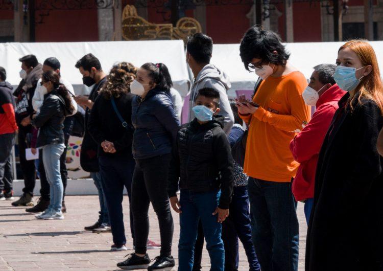 México suma 138 muertes por covid-19 en 24 horas