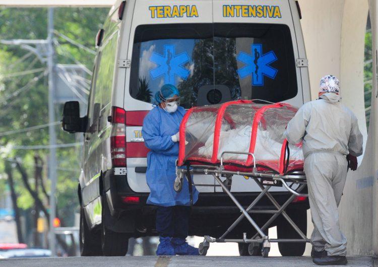 México: tercera ola de covid-19 afecta a jóvenes y personas no vacunadas