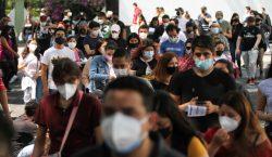 Covid-19: México suma hoy 484 decesos; se registran 17,408 nuevos…