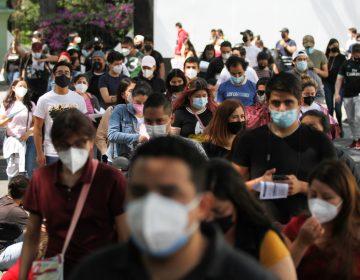 Covid-19: México suma hoy 484 decesos; se registran 17,408 nuevos casos de contagios