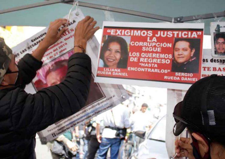 Ley de Desaparecidos en Puebla en el limbo