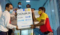 Covid-19: Covax y el Banco Mundial llevarán vacunas a los…
