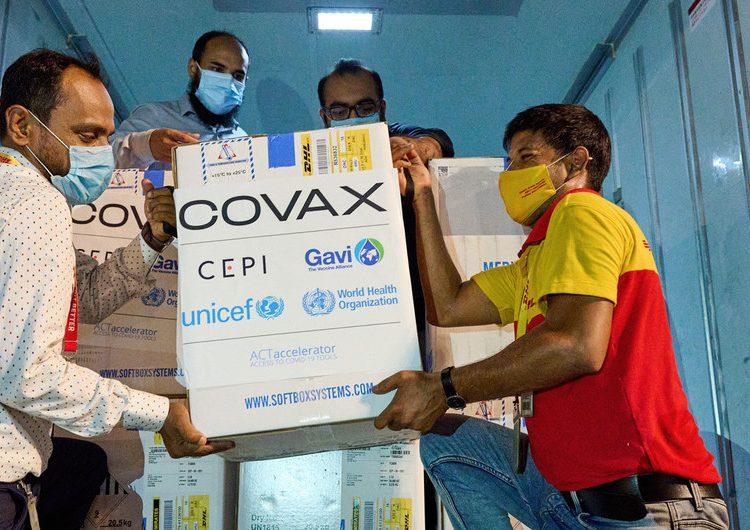 Covid-19: Covax y el Banco Mundial llevarán vacunas a los 92 países más pobres del mundo