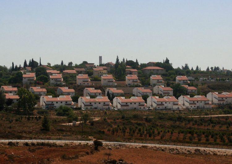 Asentamientos israelíes en territorio palestino son crímenes de guerra: ONU