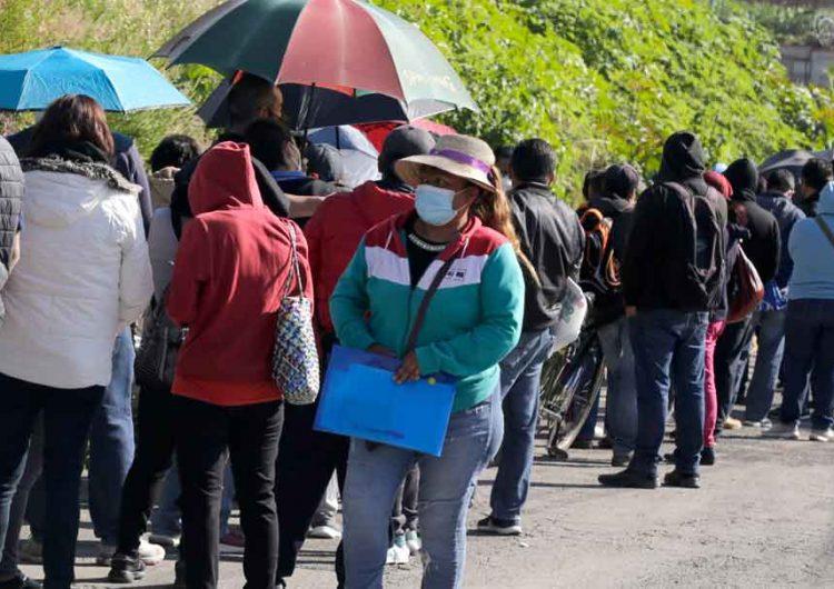 Puebla ocupa el último lugar a nivel nacional en vacunación contra Covid-19
