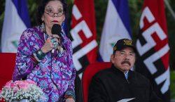 UE sanciona a esposa e hijo del presidente Ortega por…