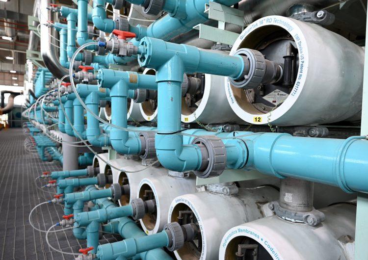 Reciclar más las aguas residuales, la solución para afrontar la escasez de agua en el mundo: expertos