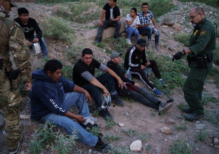 Migración: en julio 212,672personas intentaron cruzar frontera México-EU, una cifra 'sin precedentes'