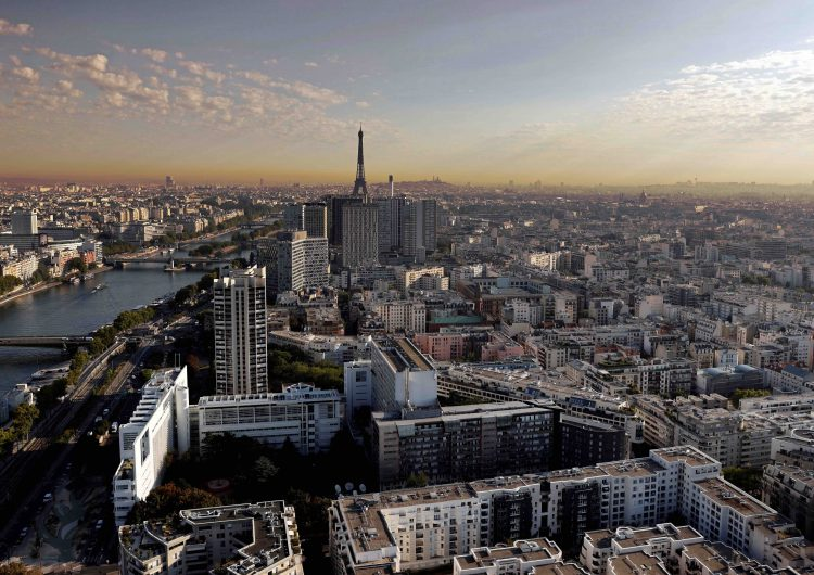 Paris contaminado