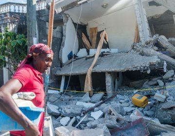 Con 1,300 muertos y 3,700 viviendas destruidas tras el sismo, la tormenta 'Grace' amenaza a Haití