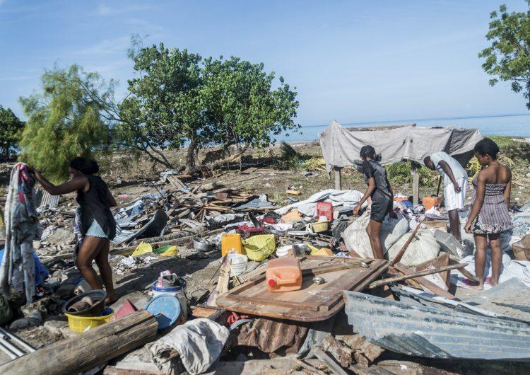 Haití: 1,400 muertos y 6,900 heridos, el saldo hasta ahora tras el terremoto