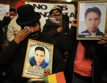 Bolivia: CIDH revela que militares cometieron masacres contra civiles en 2019