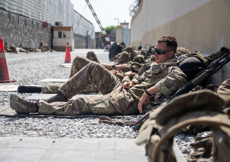 Biden mantiene fecha de salida de tropas de Afganistán para el 31 de agosto