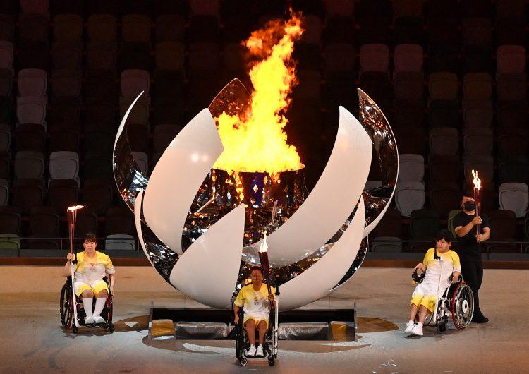 Juegos Paralímpicos de Tokio son inaugurados a puerta cerrada por quinta ola de covid-19