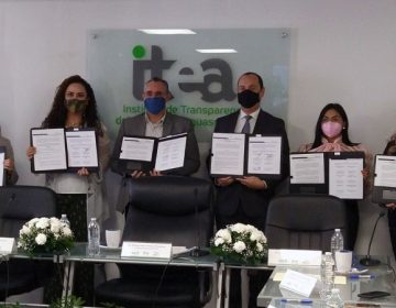 Instala ITEA red de socialización del derecho de acceso a la información en Aguascalientes