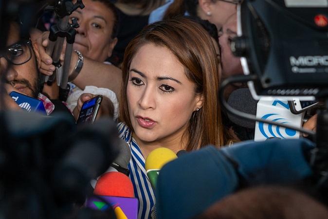 Se opone alcaldesa de Aguascalientes a reelección de presidente estatal del PAN