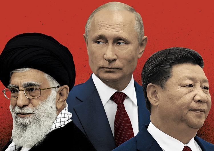 Qué desean Rusia, China e Irán tras el retiro de las tropas estadounidenses de Afganistán