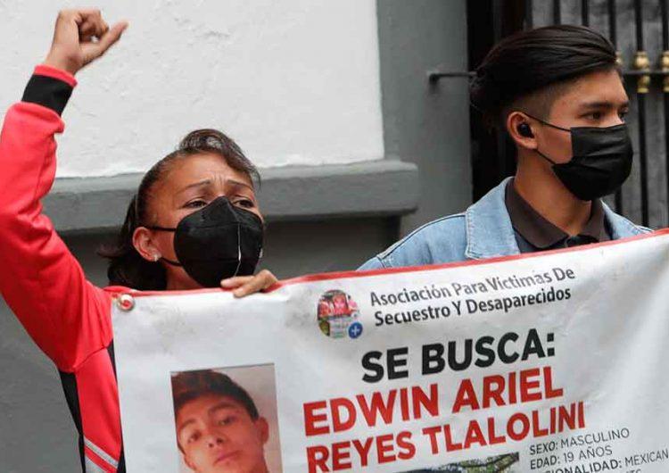 Aprueban diputados Ley de Desaparecidos en Puebla; familiares reprueban exclusión
