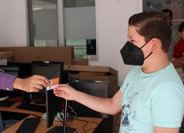 Retoma CMOV trámites de reactivación y reposición de tarjetas de descuento para estudiantes