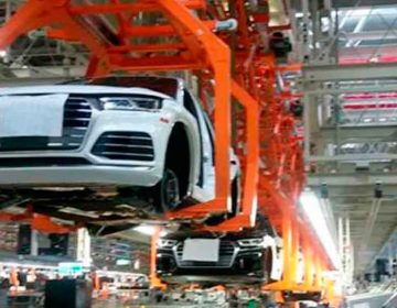 Bajo revisión el contrato de desarrollo de Audi Puebla