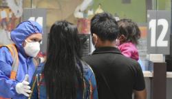 EU expulsa a 44 familias migrantes de Guatemala en cinco…