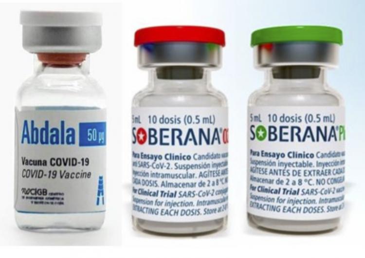 Cuba autoriza uso de emergencia de vacunas Soberana, las primeras creadas en América Latina