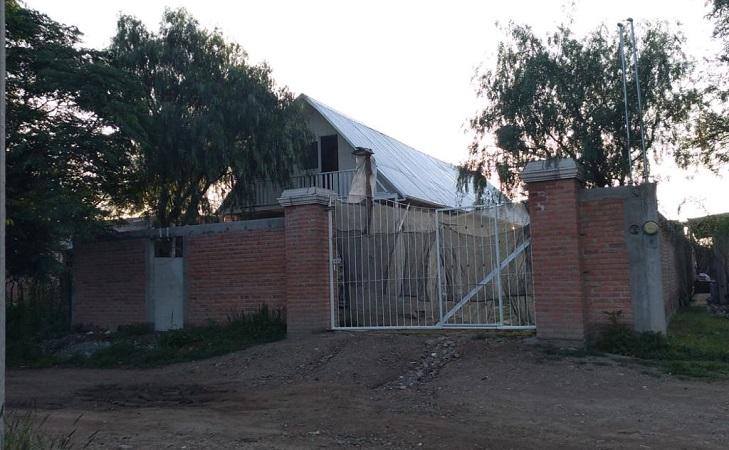 Decomisan armas, droga y dinero en efectivo en Rancho San Martín