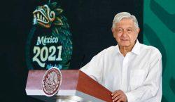 López Obrador se dice 'contento' con los resultados de la…